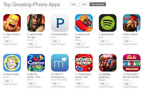 Chart Game App App Stores Emphasis On Chart Positioning Squeezing Out