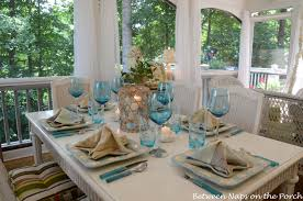 Kitchen Table Settings Beach Themed Dining Room Tables Collective Dwnm