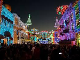 Osborne Family Lights Disney Digital Disney World Ddw Pic 143 Osborne Family Spectacle