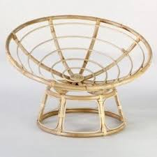 Natural papasan chair frame spray paint and buy a new