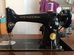 Singer 201 3 Sewing Machine