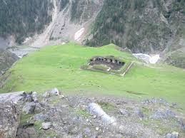 photo essay rising valley areal view of mughal sarie