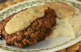 en fried steak recipe with pan
