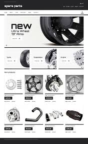 auto parts website template top10 best latest premium responsive woocommerce themes