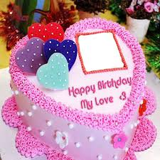 Happy Birthday My Love Photo Frames Fitrinis Wallpaper