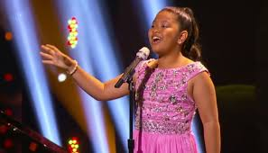 this 12 year old little big shots singer will blow you away with sia s chandelier watch now elha nympha little big shots just jared