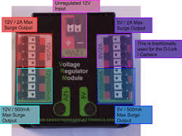 the voltage regulator module frc electrical bible