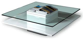 modern square coffee table. Great Contemporary Glass Coffee Tables Square Top Table Tobe Modern