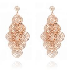 rose gold chandelier earrings rose gold chandelier earrings rose gold chandelier earrings rose gold and