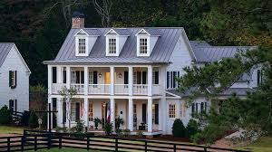 house plans with stacked porches southern living farmhouse revival house plans with stacked porches southern living farmhouse revival