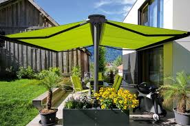free standing erfly awning syncra