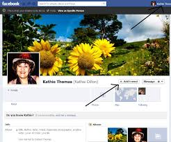 facebook profile page with cover photo. Exellent Facebook FacebookProfile In Facebook Profile Page With Cover Photo