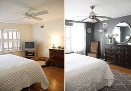 Bedroom Makeover Before And After B A 3 Fine Photograph
