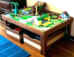 kid craft activity table play table play tables for kids wooden train table play table kids