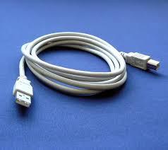 com hp deskjet 3050 printer compatible usb 2 0 cable cord for pc notebook macbook 6 feet white bargains depot scientific