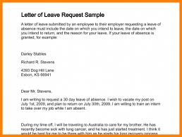 Application For Leave Form New Leave Application Email Sample Annual Form Formssample Vacation
