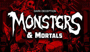 Dark Deception: <b>Monsters &</b> Mortals on Steam