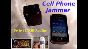 uhf transmitter or cellular phone jammer 12 range up to 2ghz you