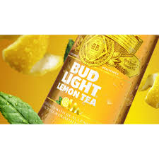 Bud Light Lemon Tea Ingredients Bud Light Lemon Tea Arrives Just In Time For Summer