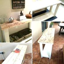 Diy entry table plans Sofa Ikea Entry Table Hack Sophisticated Entryway Table Entry Table Entryway Table Console Tables Hack Console Table Monstodoninfo Ikea Entry Table Hack Sophisticated Entryway Table Entry Table