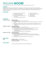 Resume Specialist Awesome Best Payroll Specialist Resume Example LiveCareer