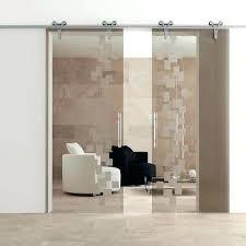 sliding office door. Home Office Doors With Glass Interior Sliding Door Contemporary M