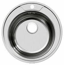 <b>Врезная</b> кухонная <b>мойка UKINOX Favorit</b> FAL 510-GT8K 51х51см ...
