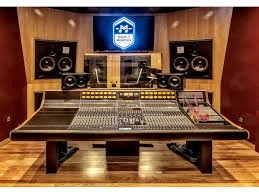 api legacy axs recording and mixing console made in memphis studio