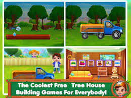 Treehouse Builder Games - Android Apps On Google Play