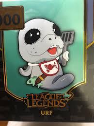 URF league of legends figurine, Toys ...