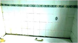how to clean bathroom wall tiles cleaning with vinegar and baking soda best way
