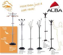 Alba Coat Rack Heads Up 41