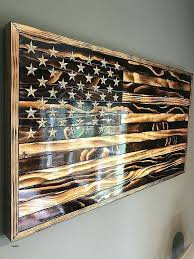 wooden american flag wall art wooden flag wall art best of handmade burned wood flag high wooden american flag