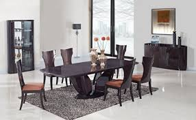Contemporary Dining Room Sets Dining Sets With Chairs Gf D52 Large Dining Room Setjpg Painted