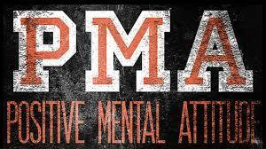 Positive Mental Attitude - Injured! - Master-Athlete.Com