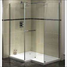 stone paint colorBathroom  2017 Simple Shower With Gravel Floor Tiles Stone Wall