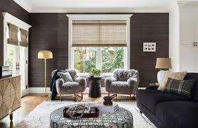 Rooms With Grasscloth Wallpaper ...