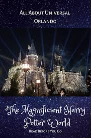Image of: Youtube All About Orlandos Harry Potter World Travel Maven Mama