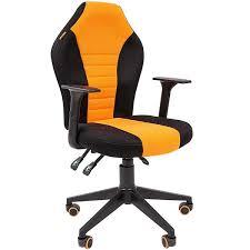 Купить <b>Кресло</b> компьютерное игровое <b>Chairman Game 8</b> Black ...