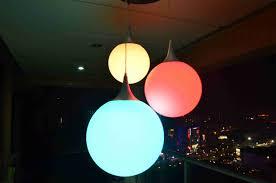 led ceiling ball lights