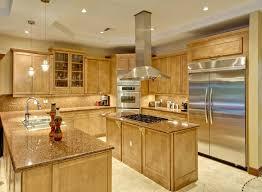 u shaped kitchen designs with breakfast bar window