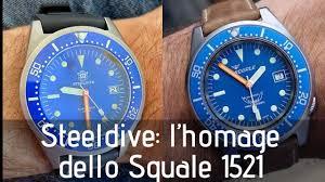 Un diver senza impegno per l'estate? <b>Steeldive SD1979</b>, l'homage ...