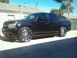 Avalanche chevy avalanche 33 inch tires : Chevy Avalanche Wheels and Tires 18 19 20 22 24 inch | #DreamWhips ...