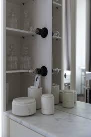 dog faces ceramic bathroom accessories shabby chic: apartment graanmarkt  in antwerp  apartment graanmarkt  in antwerp