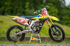 2018 suzuki rmz 450 shock. wonderful 2018 2018 factory suzuki rmz450 ws yes they let me ride this and suzuki rmz 450 shock