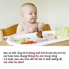 Sữa Non ColosMulti - Con Cao Lớn, Ăn Ngon, Tăng Cân Đều - [ ??♀️ CÓ THỂ  MẸ CHƯA BIẾT ??♀️ ] Bạn có biết rằng từ 4 tháng tuổi trở đi
