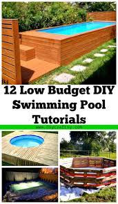 12 low budget diy swimming pool tutorials diy home decor ideas diy crafts