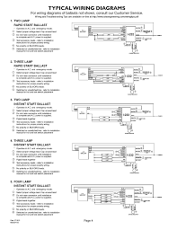 voltage output electronic ballast wiring diagram 277v color fulham wh2-120-c wiring diagram at 277v Ballast Wiring Diagram