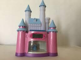 Disney Princess Magical Light Up Alarm Clock Disney Princess Cinderella Castle Magical Storyteller Light Up Alarm Clock Works