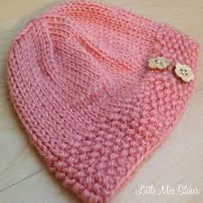 Baby Hat Pattern Beauteous Adorable Baby Hat Pattern It's Free Too Knitting Baby Knit It